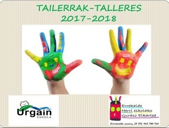 2017/18 IKASTURTERAKO TAILERRAK