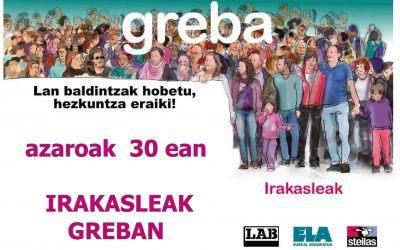 AZAROAK 30, GREBA!!