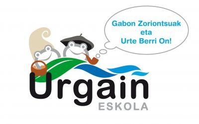 GABON ZORIONTSUAK ETA URTE BERRI ON!!