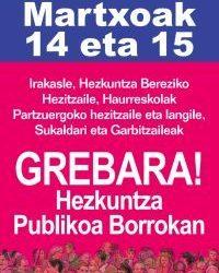 MARTXOAK 14-15 GREBA