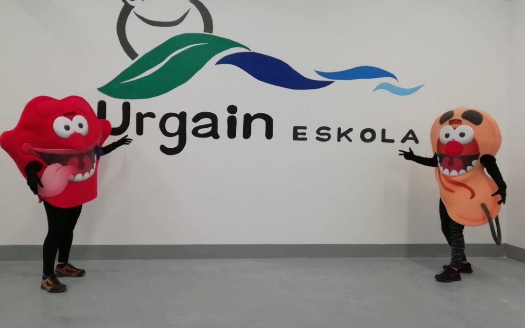 EUSKARALDIA URGAIN ESKOLAN