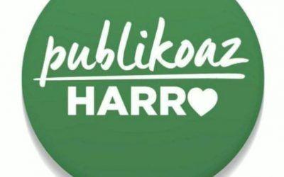 EUSKAL ESKOLA PUBLIKOAZ HARRO!